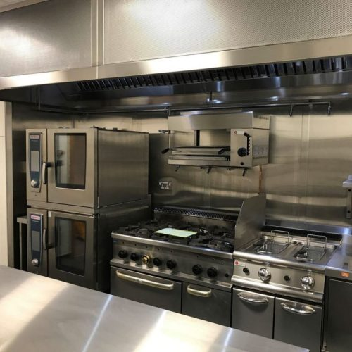commercial kitchen equipment food manufacturing market