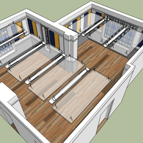 consultancy services - commercial kitchen design and installation