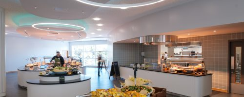Commercial kitchen design and install education