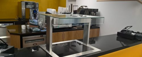 Commercial kitchen equipment and design