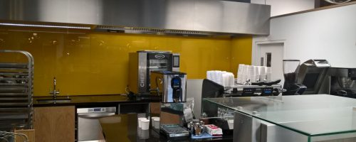 office and commercial kitchen design and installation