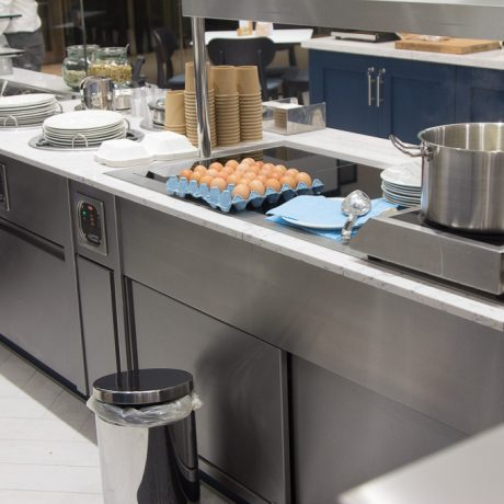 commercial kitchen equipment under counter restaurant design ceba solutions