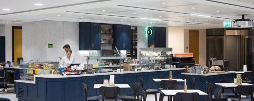 restaurant design, commercial kitchen install