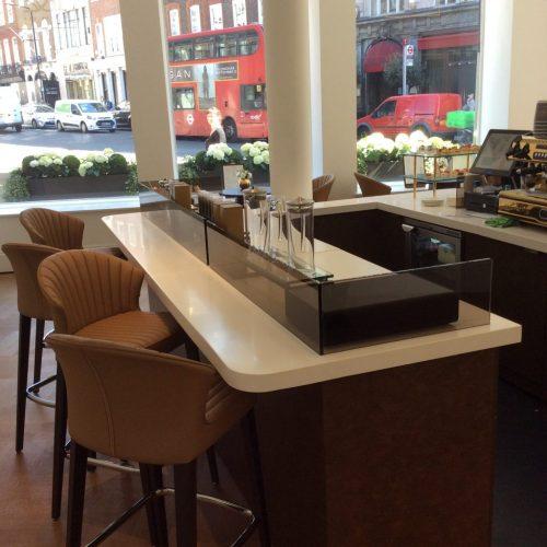 Coffee Bar Commercial Kitchen Design & Install