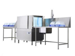 rack conveyor commercial dishwasher
