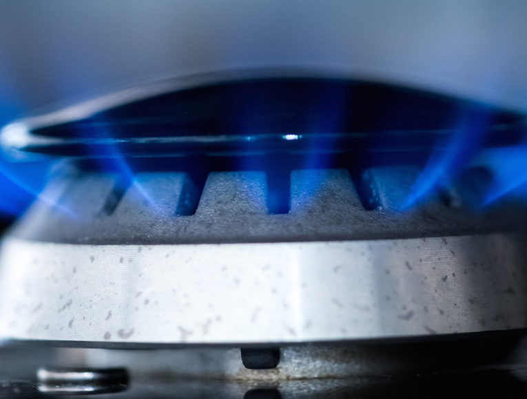 Creating An Energy Efficient Commercial Kitchen. - gas burner