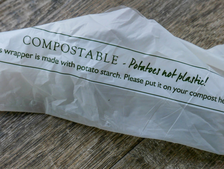 compostable packing for commercial kitchens, cafes and restaurants