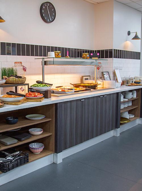 School kitchen refurb by Ceba Solutions